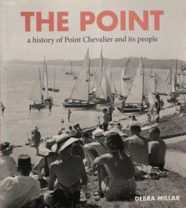 Cover of Debra Millar's book The Point