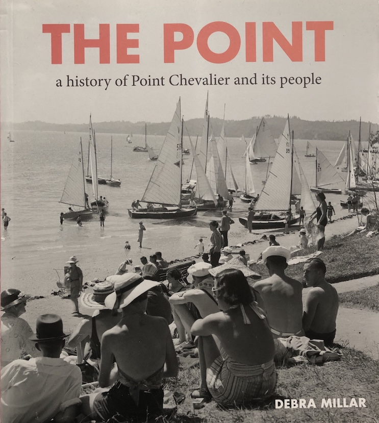 Cover of Debra Millar's book The Point